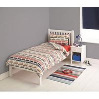 little home at John Lewis On the Move Duvet Cover and Pillowcase Set