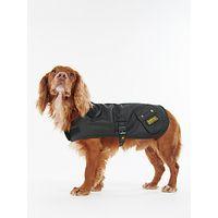 Barbour International Dog Coat, Black