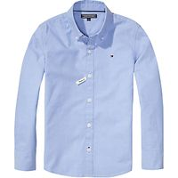 Tommy Hilfiger Boys Oxford Shirt, Light Blue