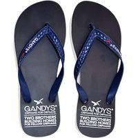 Gandys for John Lewis Original Flip Flops, Navy