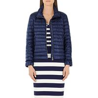 Marc Cain Lightweight Down Quilted Jacket, Navy