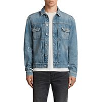AllSaints Itel Denim Jacket, Indigo