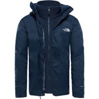 The North Face Evolve II Triclimate 3-in-1 Waterproof Mens Jacket, Navy