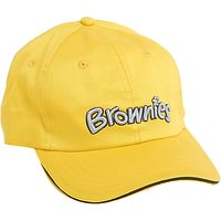 Brownies Uniform Cap, Yellow, One Size