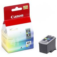 Canon PIXMA CL-41 Inkjet Cartridge, Colour