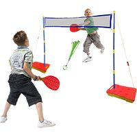 Mookie Toys Tail Ball Net Set