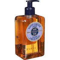 LOccitane Shea Butter Liquid Soap, Lavender