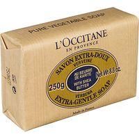 LOccitane Shea Butter Soap, Verbena, 250g
