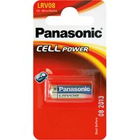 Panasonic Car Alarm Battery, LRV08