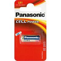 Panasonic LR1 Alkaline Battery