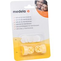 Medela Breast Pump Replacement Valve and Membranes, 2 Pack