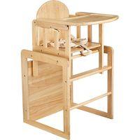 East Coast Combination Wooden Highchair