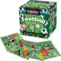 BrainBox Football Memory Game
