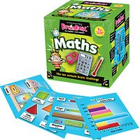 BrainBox Maths Memory Game