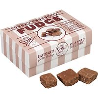 Mr Stanleys Belgian Chocolate Fudge, 200g