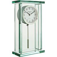 John Lewis Theia Pendulum Mantel Clock