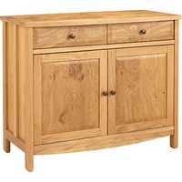 John Lewis Burford 2-drawer 2 Door Sideboard