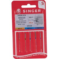 Singer Overlock Sewing Machine Needles, 2022