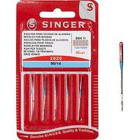 Singer Sewing Machine Needles, 2020-90/14