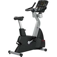 Life Fitness New Club Series Upright Lifecycle Exercise Bike