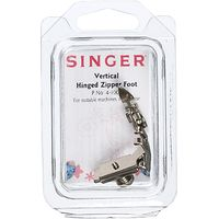 Singer 4-1004 Vertical Hinged Zipper Foot