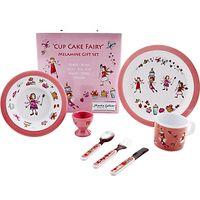 Martin Gulliver Cupcake Fairy Dinner Set