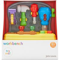 John Lewis Workbench Playset