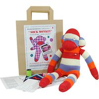 Sock Creatures Sock Monkey Kit