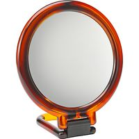 John Lewis 3x Magnification Stand Mirror, Tortoiseshell
