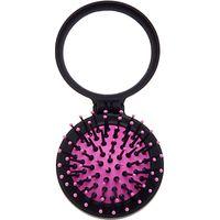 Denman Hairbrush Compact, Black