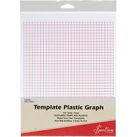 Sew Easy Plastic Graph Template