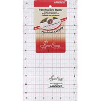 Sew Easy Patchwork Rule, 12 x 6.5