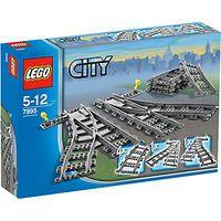 LEGO City Switch Train Tracks