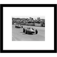Getty Images Gallery Surtees at Silverstone Framed Print, 50 x 57cm