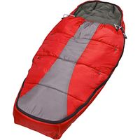 Phil & Teds Snuggle and Snooze Sleepsack, Red