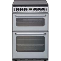 New World 550TSIDOM Gas Cooker, Silver