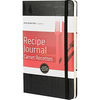 Moleskine Recipe Journal