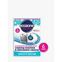 Ecozone Washing Machine and Dishwasher Cleaner