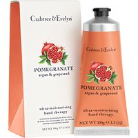 Crabtree & Evelyn Pomegranate Hand Therapy Cream, 100g