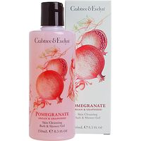 Crabtree & Evelyn Pomegranate Skin Cleansing Bath & Shower Gel, 250ml