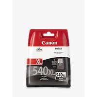 Canon PG540XL Black Ink Cartridge
