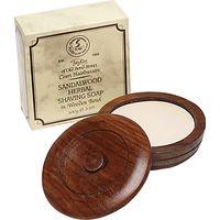 Taylor of Old Bond Street Sandalwood Shaving Soap with Wooden Bowl, 100g