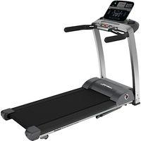 Life Fitness F3 Folding Treadmill, Track Console