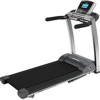 Life Fitness F3 Folding Treadmill, Go Console