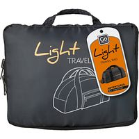 Go Travel Light Travel Bag, Black