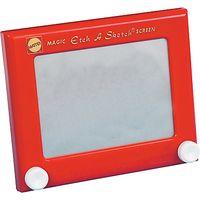 Etch A Sketch Magic Screen, Red