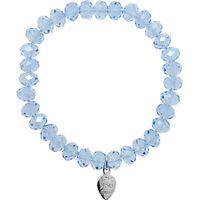 Martick Crystal Heart Bracelet