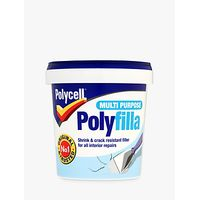 Polycell DIY Multi Purpose Polyfilla, 1kg