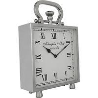Libra Square Table Clock