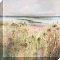 Sue Fenlon - Coastal Pathway Print on Canvas, 40 x 40cm